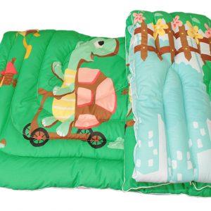 Одеяло гипоаллергенное + подушка, Черепашка