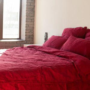 """Комплект льняного постельного белья """"Бордо, №511"""""""